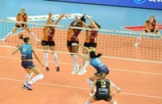 Galatasaray - Dinamo Moskova: 3-1