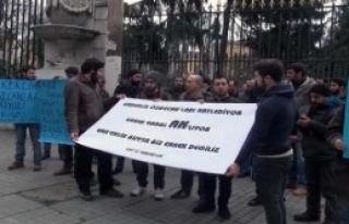 Özgecan Aslan Protestosu