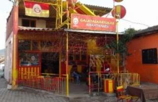 Galatasaray Müzesi Değil, Köy Kahvesi