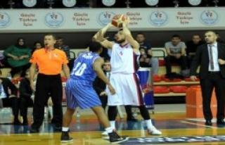 Gaziantep Basketbol-Best Balıkesir: 88-80