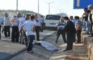 Gaziantep'te Kaza: 1 Ölü, 6 Yaralı