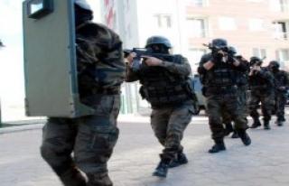 Gaziantep'te Komiser Yardımcısını Vuran Şüpheli...