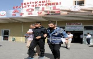 Gaziantep'te Parktaki Cinayete Tutuklama