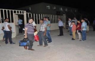 Gaziantep'te Tahliyeler Başladı