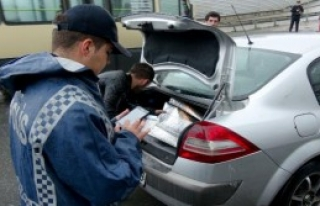 Gaziosmanpaşa'da Polis Denetimi
