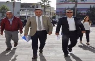 Gazipaşa'da Mhp'den 150 İstifa