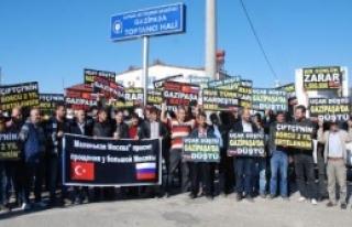 Gazipaşa'da Üretici Ve Halci İsyanı