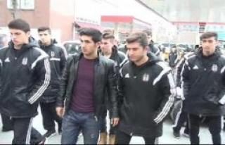 Beşiktaşlı Kaleciye Son Görev