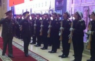 Akar'dan Rusya'ya Ziyaret