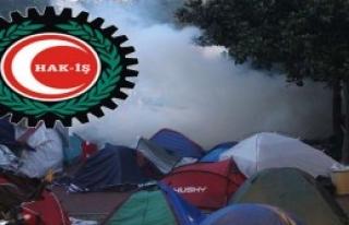 Gezi Parkı Çağrısı Yalanmış