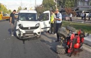 Gölbaşı'nda Trafik Kazası: 1 Ölü