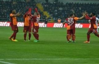 K.Erciyesspor 1-3 Galatasaray
