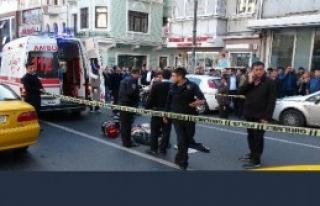 İstanbul'da Korkunç İntihar