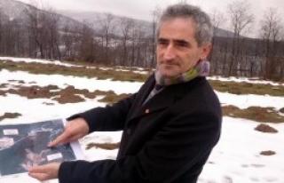 Güneyköy'de Taş Ocaklarına Tepki