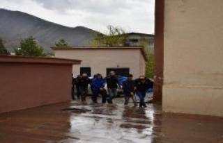 Hakkari'de Fetö'den 9 tutuklama