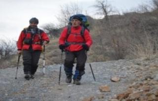 Sümbül Dağı'na İlk Tırmanış