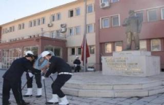 Hakkari'de Polis Bayramı Törenle Kutlandı