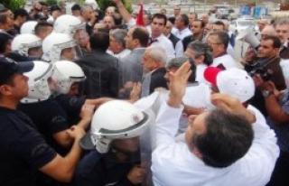 Hatay'da Hekimlerin Gezi Davasında Gerginlik