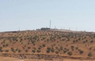 Hatay'dan Suriye'ye Top Atışı Yapıldı