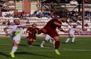 Hatayspor 0 - 1 Kahramanmaraşspor