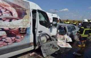 Hayrabolu'da Kaza: 3 Ölü, 3 Yaralı