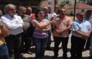 HDP Asarlık Binasına Ateş Eden Polis Teslim Oldu
