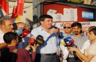 Hdp'li Özsoy: Barış Bin Seçimden Daha Önemlidir