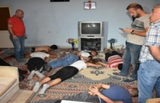 Hırsızlık Çetesi Üyeleri, Uyuşturucu Aleminde...