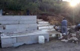 Hörü Kız'ın Mezarı Yenilendi
