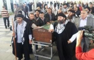 Üzmez, Karşıyaka Mezarlığı'na Defnedildi