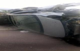 Iğdır'da Kaza: 2 Ölü, 3 Yaralı