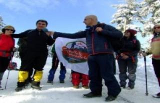 Ilgaz'da Kayak Sezonu Açıldı