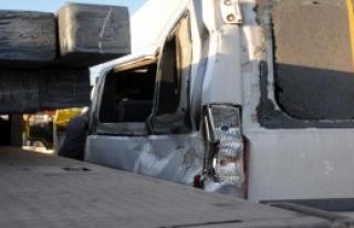 İskenderun'da Kaza: 1 Ölü, 9 Yaralı
