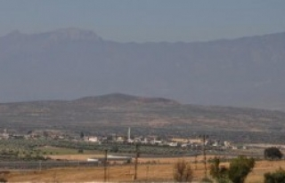 İslahiye'nin Suriye Sınırında Sessizlik