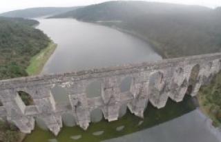 İstanbul Barajlarının Yarısı Doldu
