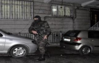İstanbul'da 3 İlçede Narkotik Operasyonu