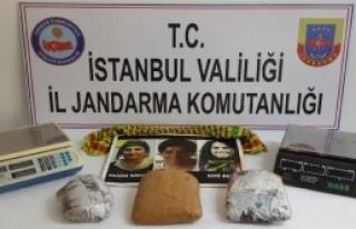 Jandarmanın Uyuşturucu Baskınları