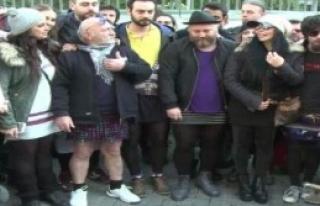 İstanbul'daki Protesto İsviçre Basınında