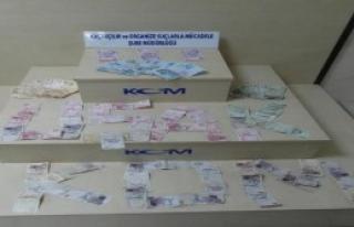 Sahte Para Uşak Polisine Takıldı