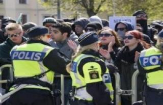 İsveç PEGİDA İlk Gösterisi İçin Malmö'yü...
