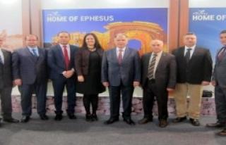 İzmir, Hollanda'daki Fuarda Tanıtıldı