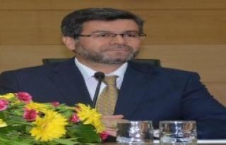 İzmir Müftüsü, Ankara'ya uğurlandı