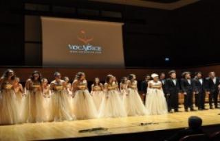 İzmir Polifonik Korolar Festivali Sona Erdi