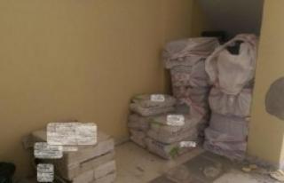372 Bin Paket Kaçak Sigara Ele Geçirildi