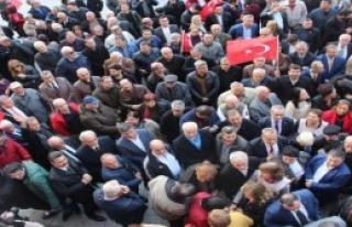İzmir'de CHP'nin Demokrasi Evi Açıldı
