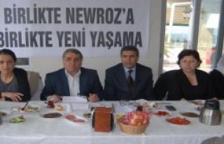 İzmir'de Nevruz Kutlaması 22 Mart'ta