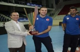 Kupa İstanbul Büyükşehir Belediyespor'un