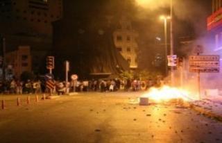 İzmir'deki Gezi Parkı Davasında 115 Kişiye Beraat