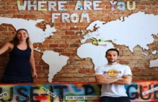 İzmirli Gençlerden Küresel Girişim