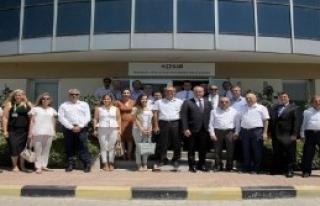 İzmirli OSB'lerden Güçbirliği